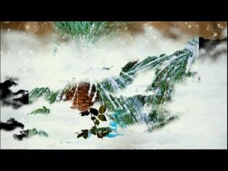 Падал снег.Прогулка по зиме...Волшебная зимняя музыка.