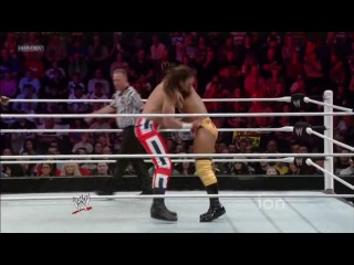 [WM] WWE Main Event  - The Prime Time Players vs. The Union Jacks (3MB)
