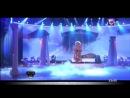 Шок эротика в прямом эфире!Cinthia Fernandez Abbey Diaz - Dancing With The Stars Argentina (Strip Dance) HD-2011