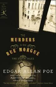 Edgar Allan Poe - The Murders In The Rue Morgue