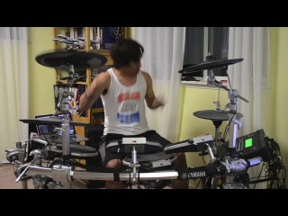 2 Chainz ft. Wiz Khalifa -We Own It (Nikola Lakic Drum Cover)