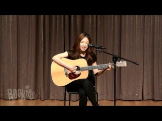 wendy ( sm rookies ) speak now (cover taylor swift)