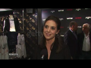 Guess & Vanity Fair T-Shirt Launch Event To Benefit