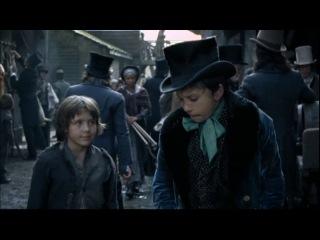 Оливер Твист Oliver Twist 1 я серия 2007 драма