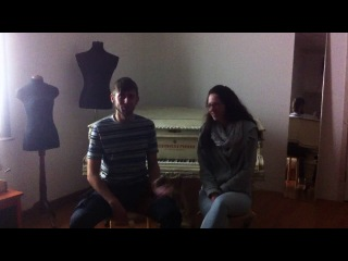 Приглашаем на Итальянский мастер-класс Роберт(rus) и Ванесса(ital)