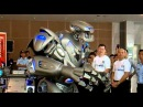 Robot TiTan tại Metalex Vietnam
