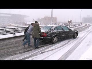 Les Franciliens sont mal préparés pour la neige