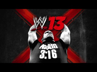 """() WWE '13 """"Austin 3:16"""" Collector's Edition, featuring Stone Cold Steve Austin"""