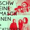 Schweinemaschinen & Catspoon @ Banka // 29.09