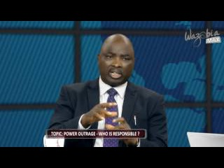 CROSSFIRE -  POWER OUTAGE IN NIGERIA, WHO IS TO BLAME? (Pt.1) | Wazobia Max