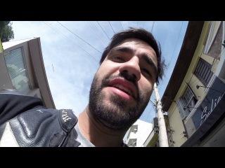 CHEGANDO NAS NOVINHAS DE MOTO - MARQUETTI ZX10