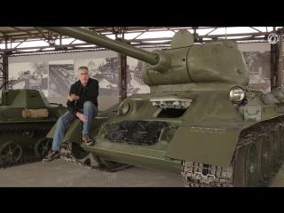Загляни в реальный танк Т-34-85. Часть 2. В командирской рубке World of Tanks
