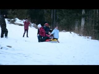 програма Зимове диво, дитячий табір ProfyCamp