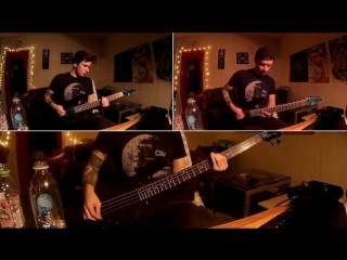 Cold Water - MetalRock COVER (Major Lazer feat Justin Bieber  M)