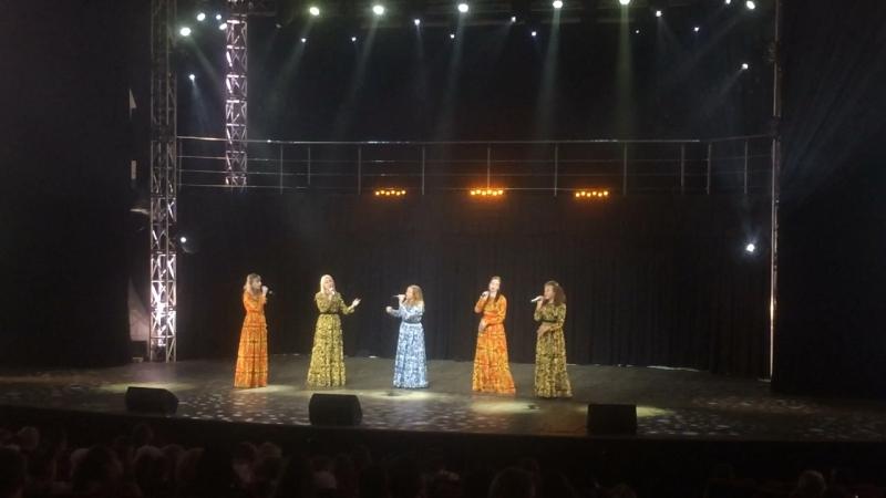 Нвероятный Певческий ансамбль ЛАГАРА Очень круто Смотреть до конца