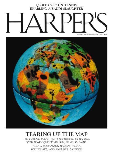 Harper's Magazine - September 2016