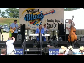Mitch woods his rocket 88s live @ the 4th annual gloucester blues festival 8_