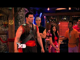 "Exclusive video clip of The Miz guest starring on ""Pair of Kings"""