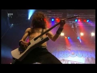 Airbourne - Raise the Flag  Hellfire (LIVE 2010) Rockpalast [HD]