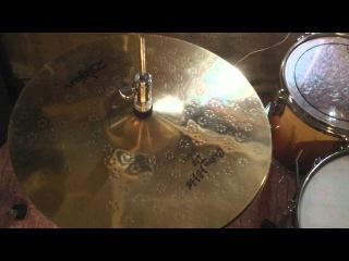 Zildjian Z Custom Top(old)\Quick Beat Bottom 14 Hi-Hat