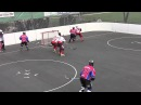 Хоккей на роликах 1 4 Play-off LNA 2010 SHC Bienne Seelanders - La Tour-de-Peilz 2:1 (inline hockey suisse FSIH)