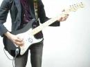 【初音ミク】 裏表ラバーズ弾いてみた 中西さんパート 【ギター 12305