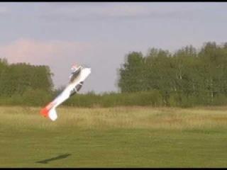 FreeStile Sukhoi 29 SebArt 50E Extreme RC Aerobatic