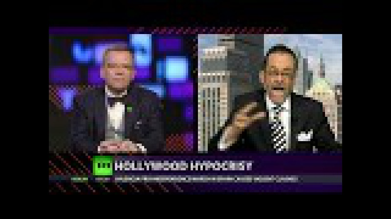 Lionel on CrossTalk Brutally Destroys Sexual Predator HarveyWeinstein and Hypocritical Hollyweird