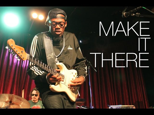 Two Tone Sessions - Eric Gales - Make it There