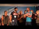 Pepe Reina e Raul Albiol cantano La Bamba a Dimaro 14 07 2015