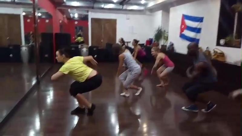 22.11.2017 bembespb Iya Baval - cabare cuban style!
