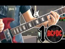 Top 10 Riffs AC DC *Dedicated To Malcolm Young*