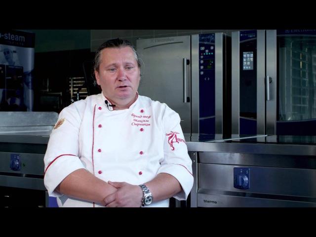 Русская кухня: Максим Сырников
