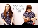 Stacey Flo - Harsh Realms Tom Gabel cover