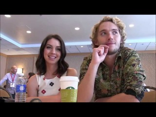 YAH Chats with Reign Stars Adelaide Kane and Toby Regbo