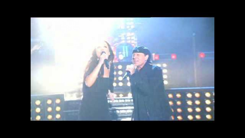 Scorpions and Tarja Turunen The good die young WETTEN DASS