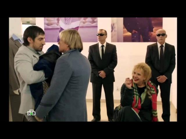 Ринат Каримов в фильме Боцман Чайка 3 серия