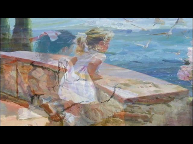Людвиг ван Бетховен К Элизе (Дети у моря)