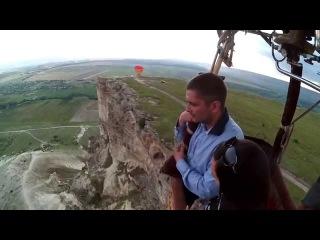 Полет на воздушном шаре в Крыму +7(978)082-69-48