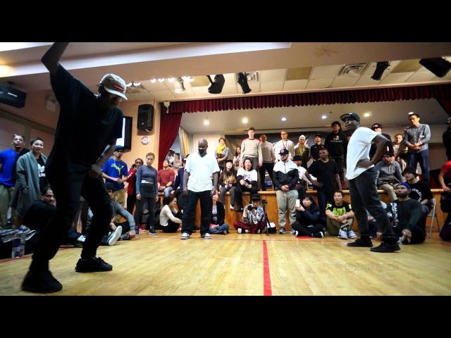 SYLINSAH VS Shoot Sircut  Hiphop Final DanceSociety™ VOL 1