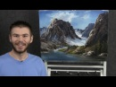Paint with Kevin Hill - Mountain Pass