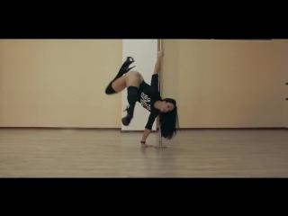 Julia Shikula - EXOTIC POLE DANCE