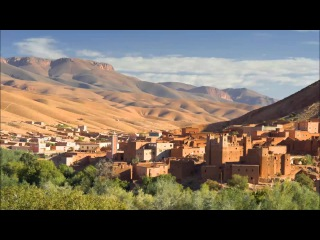 Relax Music - Around The World - Morocco - ONE HOUR of stressless music for massage and relaxation