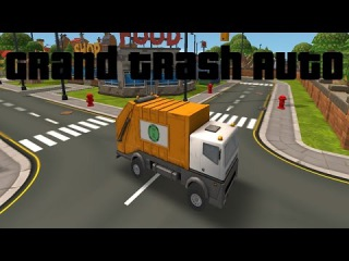 Grand Trash Auto (by Intuitive Computers) - Universal - HD Gameplay Trailer