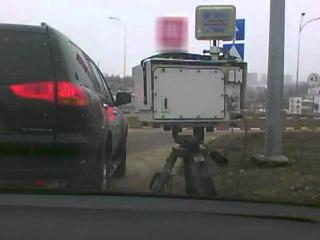 Автолюбитель угрожал оператору комплекса фиксации нарушений ПДД
