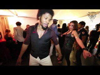 Terry SalsAlianza & Amely  Salsa Night ' Péniche Touta '