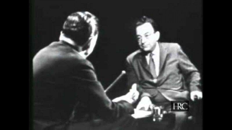 The Mike Wallace Interview Erich Fromm 1958 05 25