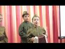 детский спектакль Фронтовик