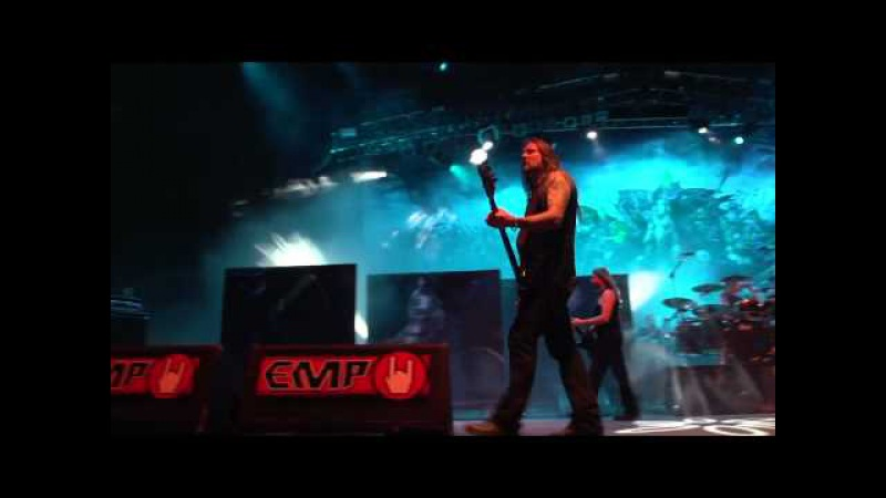 Amon Amarth The Pursuit of Vikings Live at Summer Breeze (OFFICIAL)
