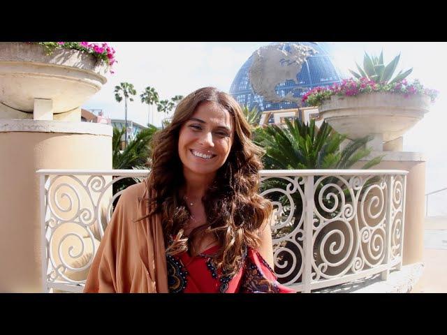 Giovanna Antonelli fala sobre Orlando Visit Orlando